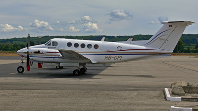 HB-GPI - Beechcraft B300LW King Air - Private