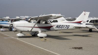 N6017G - Cessna 172S Skyhawk SP - Private