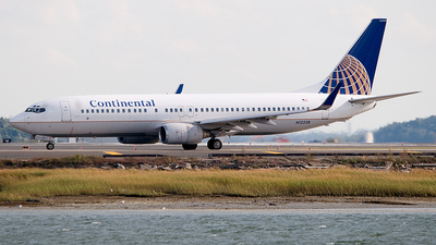 N12238 - Boeing 737-824 - Continental Airlines