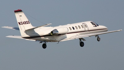 N348QS - Cessna 560 Citation Ultra - NetJets Aviation