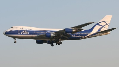 VP-BIB - Boeing 747-243F(SCD) - Air Bridge Cargo