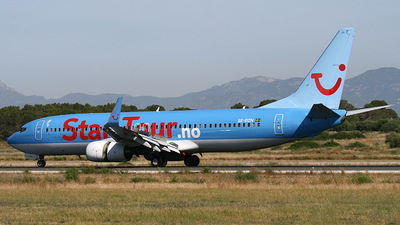 SE-DZN - Boeing 737-804 - TUIfly Nordic