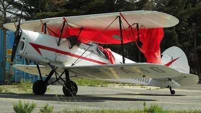 F-BAHG - Stampe and Vertongen SV-4A - Private