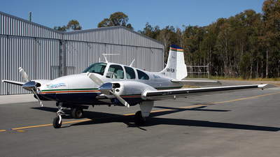 VH-FLM - Beechcraft D95A Travel Air - Private