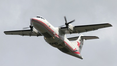 A picture of N42NC - Cessna 402B Businessliner - [402B0387] - © Mark Abbott