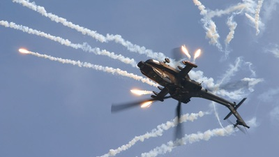 Q-30 - Boeing NAH-64D Apache - Netherlands - Royal Air Force