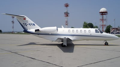TC-VYN - Cessna 525A CitationJet 2 - Private