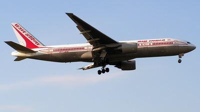VT-AIK - Boeing 777-222(ER) - Air India