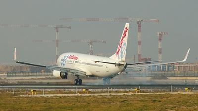 EC-III - Boeing 737-86Q - Air Europa