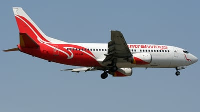 SP-LME - Boeing 737-36N - Centralwings