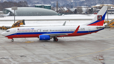 VQ-BBR - Boeing 737-8AS - Atlant-Soyuz Airlines