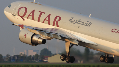 A7-AFB - Airbus A300B4-622R(F) - Qatar Airways Cargo
