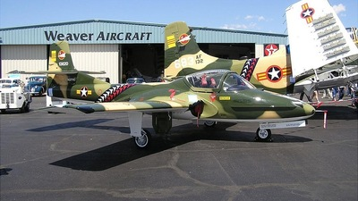 N37VC - Cessna T-37C Tweety Bird - Private