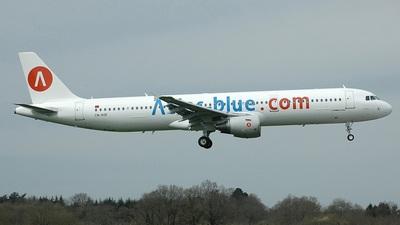 CN-ROF - Airbus A321-211 - Atlas Blue