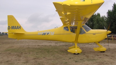 D-MAAH - B & F Technik FK-9 Mk.4 Utility - Prair aviacio
