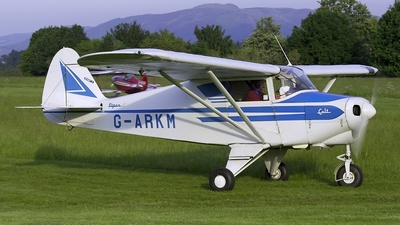 A picture of GARKM - Piper PA22108 Colt - [228313] - © Wallace Shackleton