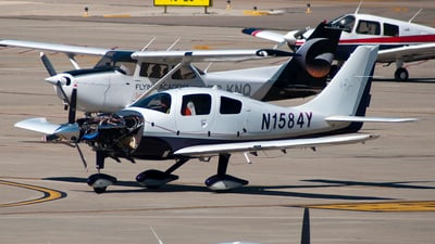 N1584Y - Columbia 350 - Private