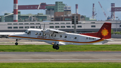 B-55561 - Dornier Do-228-212 - Daily Air Corporation