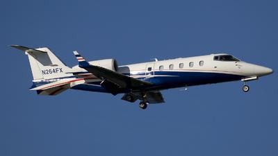 A picture of N264FX - Learjet 60 - Flexjet - © Jeremy D. Dando