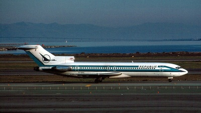 N718RC - Boeing 727-2S7(Adv) - Republic Airlines
