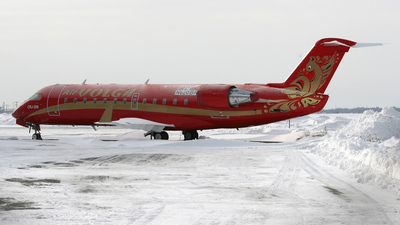 N620BR - Bombardier CRJ-200ER - Air Volga