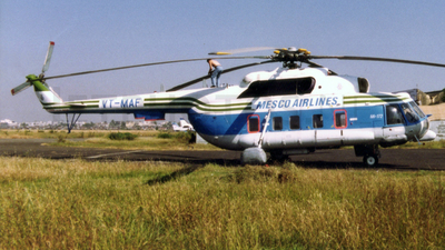 VT-MAF - Mil Mi-172 - Mesco Airlines