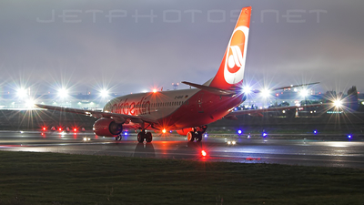 D-ABAB - Boeing 737-76Q - Air Berlin