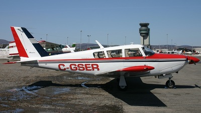 A picture of CGSER - Piper PA24260 - [244867] - © Luc Brousseau