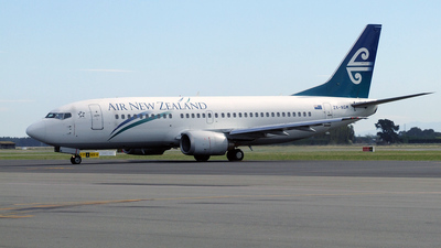 ZK-NGM - Boeing 737-3K2 - Air New Zealand