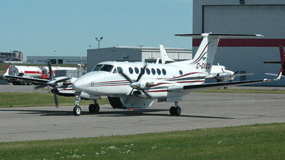 C-GAEO - Beechcraft B300 King Air 350 - Airborne Energy Solutions