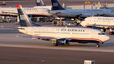 N157AW - Boeing 737-3G7 - US Airways