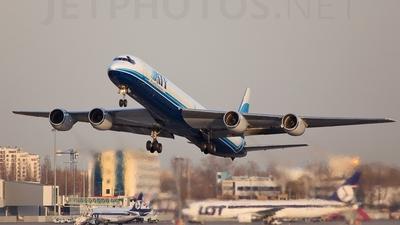 N605AL - Douglas DC-8-73(F) - Air Transport International (ATI)