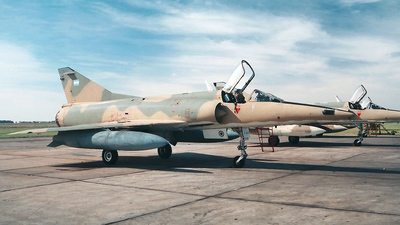C-619 - Dassault Mirage 5A Mara - Argentina - Air Force