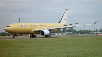 F-WWYL - Airbus A330-203 - Airbus Industrie