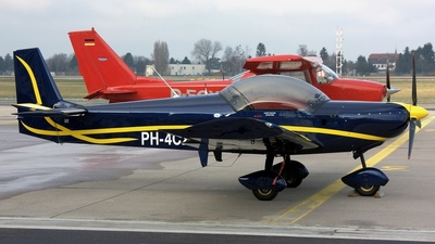 PH-4C2 - Zenair Zodiac CH 601XL - Private