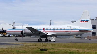 C-FKFZ - Convair CV-580 - Kelowna Flightcraft Air Charter