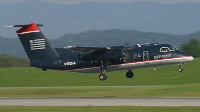 N983HA - Bombardier Dash 8-Q202 - US Airways Express (Piedmont Airlines)