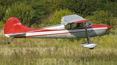 LV-FNS - Cessna 170B - Private