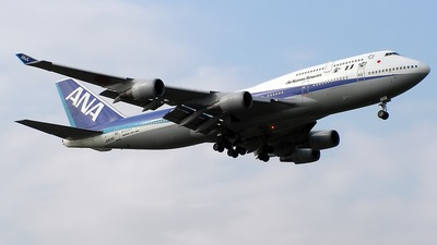 JA8095 - Boeing 747-481 - All Nippon Airways (ANA)