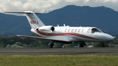 N357J - Cessna 525A CitationJet 2 - Pektron Aviation