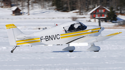 F-BNVC - Jodel DR250/160 Capitaine - Private