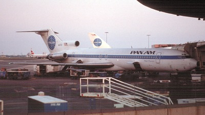 N4748 - Boeing 727-235 - Pan Am