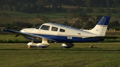 VH-RCR - Piper PA-28-181 Archer III - Lilydale Flying School