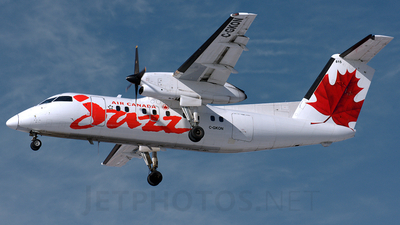 C-GKON - Bombardier Dash 8-102 - Air Canada Jazz