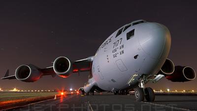 07-7177 - Boeing C-17A Globemaster III - United States - US Air Force (USAF)