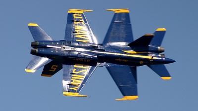 - McDonnell Douglas F/A-18 Hornet - United States - US Navy (USN)