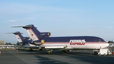 C-GBWS - Boeing 727-22(F) - Fedex (Morningstar Air Express)