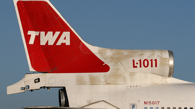 N15017 - Lockheed L-1011-1 Tristar - Trans World Airlines (TWA)