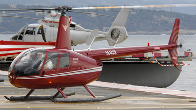 3A-MAR - Robinson R44 Clipper - Aero Club - Monaco