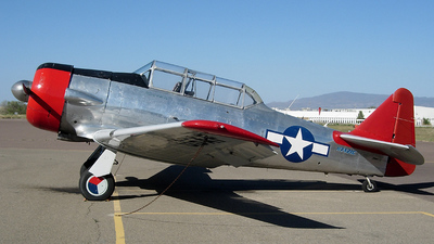 N7421C - North American AT-6D Texan - Private